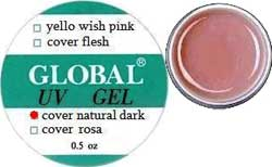 Global Tea-Rose Gel, 15 gr.