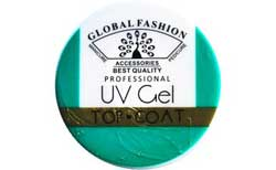 Global Top Coat Gel, 15 gr.